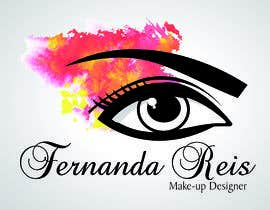 #2 para Logotipo Fernanda Reis Make-up Designer por moniquecaldeira