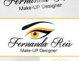 #10 para Logotipo Fernanda Reis Make-up Designer por italoohsouza