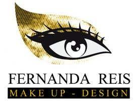 #3 para Logotipo Fernanda Reis Make-up Designer por Nathanael3m
