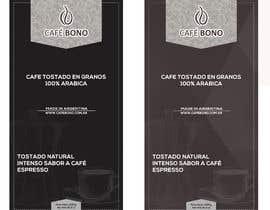 Nro 23 kilpailuun DESIGN A LABEL - CAFE BONO käyttäjältä OrHPositivo