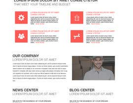 #2 för Graphic Design for a Professional Association website av khanshadab18