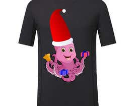 "#18 for I am looking for an image to be used on T- shirts , mugs, online and soft toy.   Its for a children's book character I have created called "" Father Squidmas "".  Yes you've guest it. He is a type of Father Christmas , but a squid!. by ShadabDanishh"