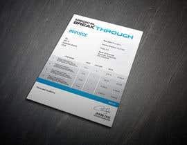 #19 untuk Design our invoice template oleh BikashBapon