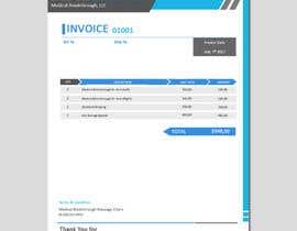 #17 untuk Design our invoice template oleh emakmu