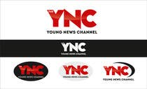 Contest Entry #104 for Logo Design for The Young News Channel