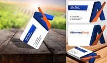 Graphic Design Konkurrenceindlæg #173 for Business Card Design for AttorneyBoost.com