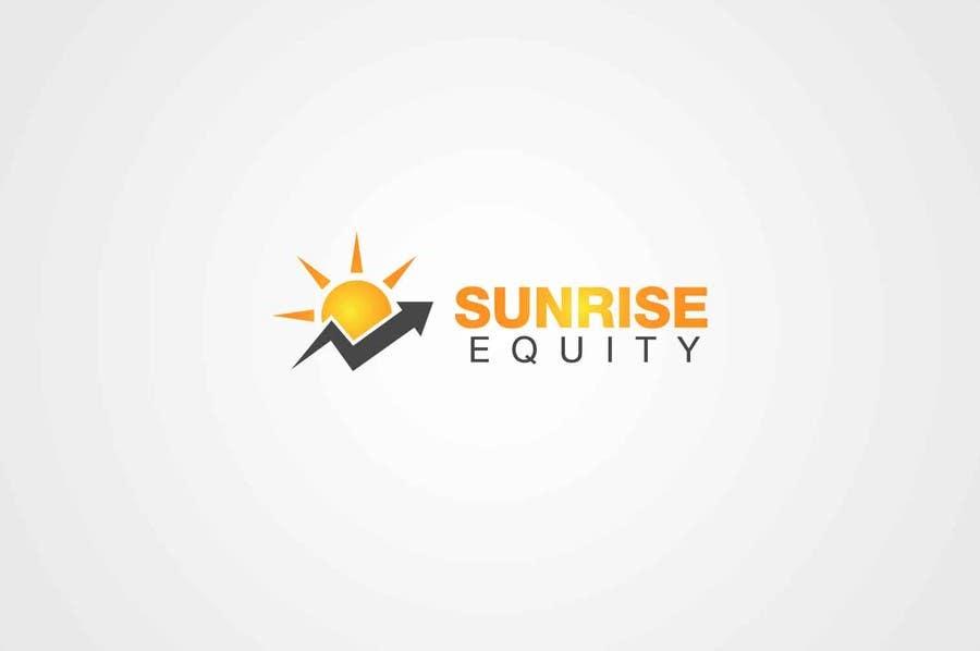 Penyertaan Peraduan #62 untuk Logo Design for Sunrise Equity