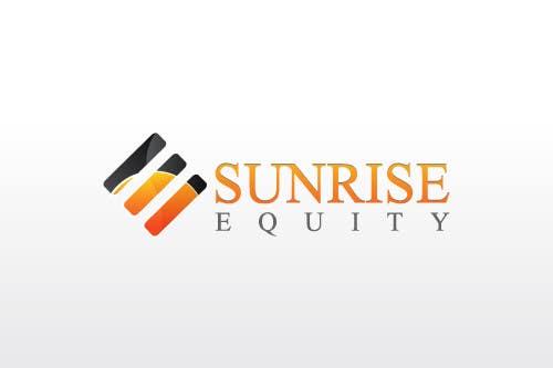 Penyertaan Peraduan #                                        730                                      untuk                                         Logo Design for Sunrise Equity