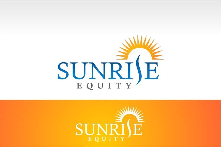 Sunrise Logo Logo design for sunrise
