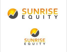 #670 para Logo Design for Sunrise Equity por GDSge