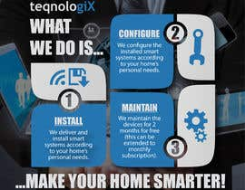 #11 cho Graphic Designs for Teqnologix.com bởi ilkonsulova