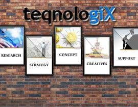 #22 cho Graphic Designs for Teqnologix.com bởi Jyotirmoypal