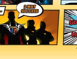 Číslo 9 pro uživatele Design a Banner/Facebook/Twitter Illustrations for Hero Motivators od uživatele hadeerafarouk