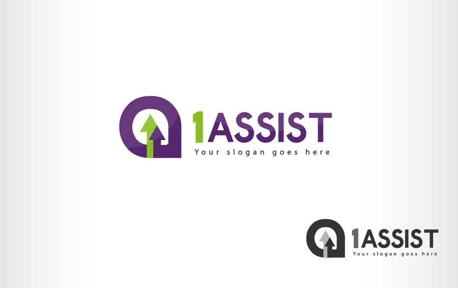 Proposition n°134 du concours Logo Design for 1 Assist