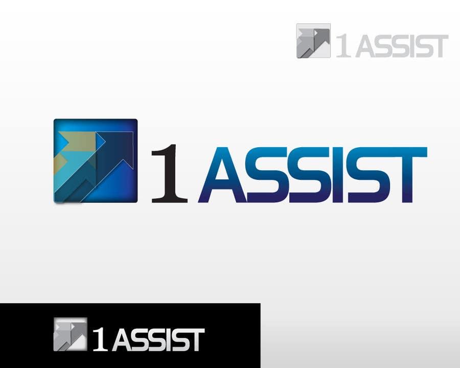 Proposition n°358 du concours Logo Design for 1 Assist