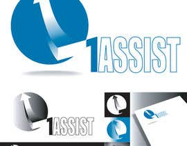 nº 370 pour Logo Design for 1 Assist par sphera
