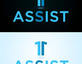 nº 244 pour Logo Design for 1 Assist par dpeter