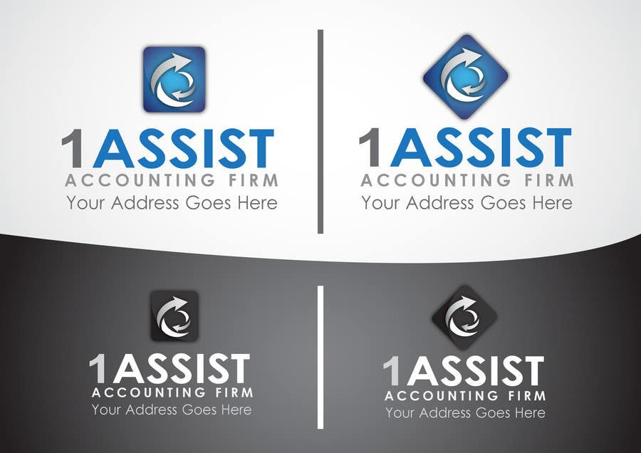 Proposition n°373 du concours Logo Design for 1 Assist