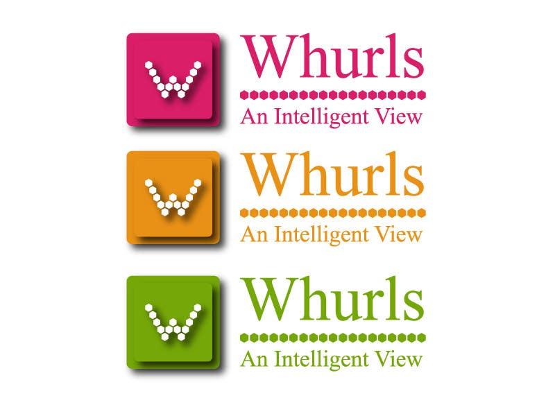 Contest Entry #41 for Logo Design for Whurls