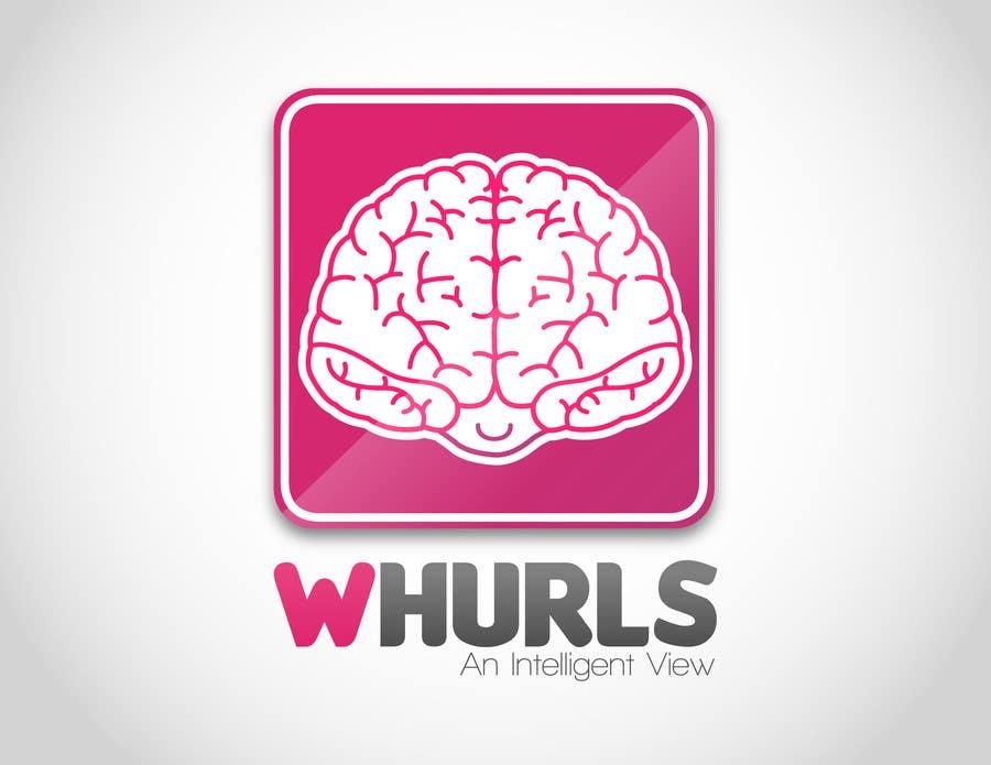 Contest Entry #96 for Logo Design for Whurls