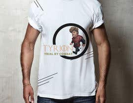 """#10 for Create a """"Tyrion -  Trial by combat"""" Illustration for a t-shirt af Rezaulkarimh"""