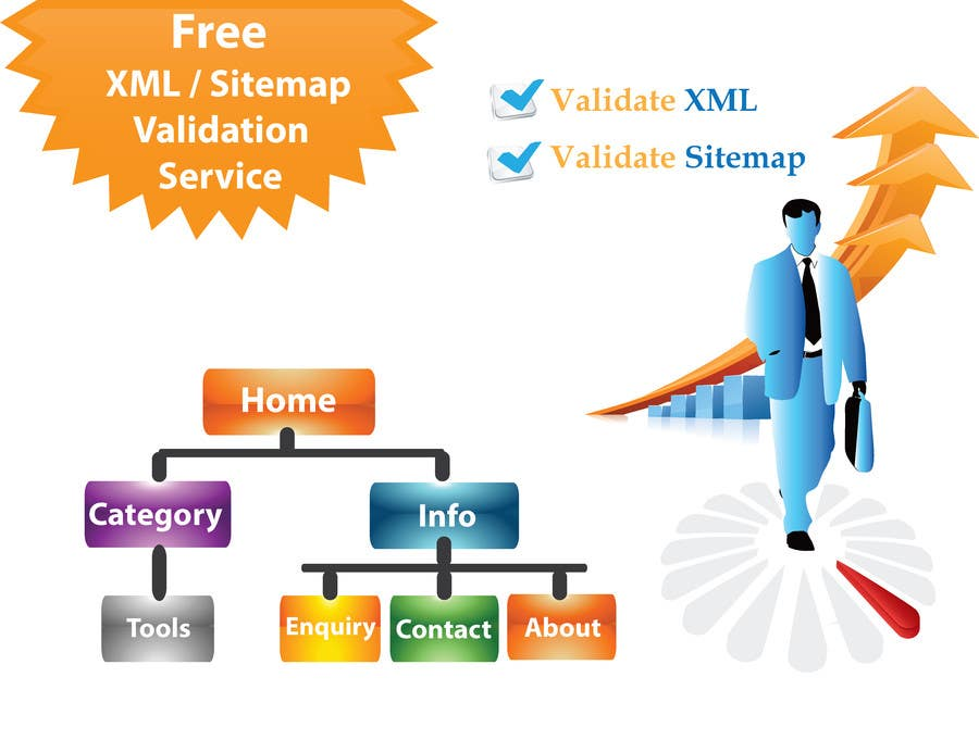 #32 for Graphic Design for http://www.xmlcheck.com by ajchawre