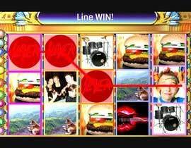 #7 untuk Slot Machine Demo Video oleh EmadMoradian