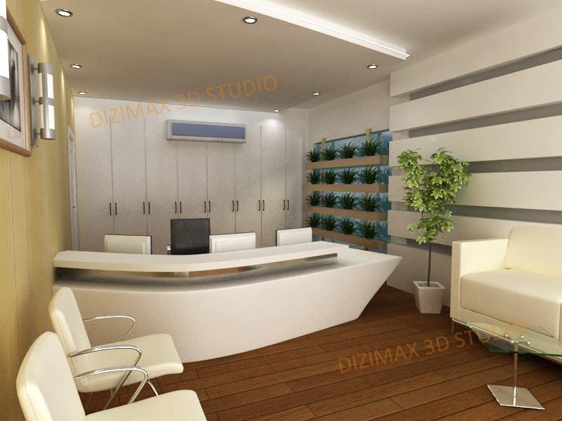 Entry by reyyaricha for design a hotel restaurant