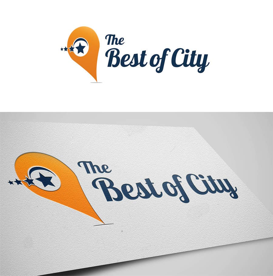 "Penyertaan Peraduan #8 untuk Logo Design for The Best of ""City"""