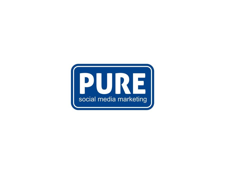 Конкурсная заявка №112 для Logo Design for PURE Social Media Marketing