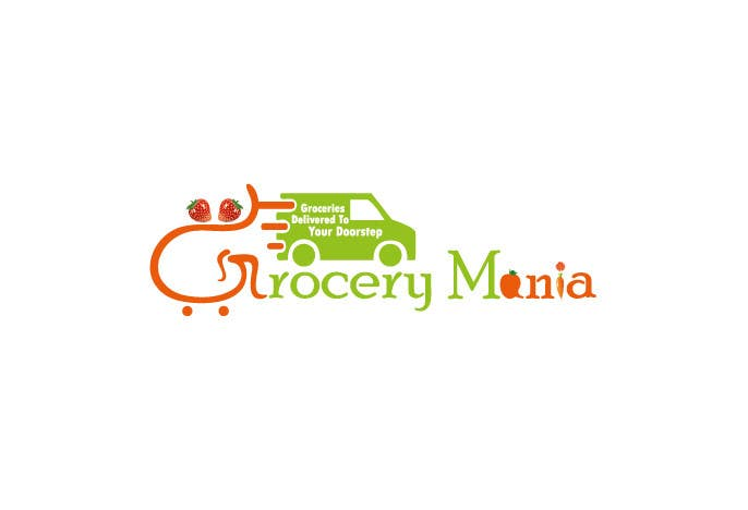 Contest Entry #                                        56                                      for                                         Logo for Online Grocery Store