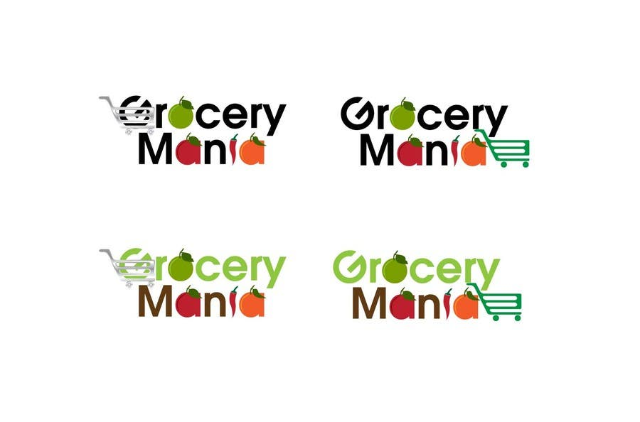 Contest Entry #                                        54                                      for                                         Logo for Online Grocery Store