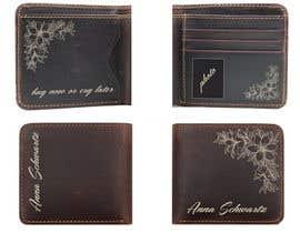 #13 para Design an SVG Wallet Template por zwook