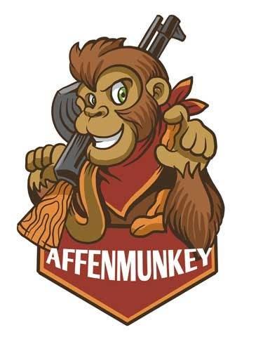 Proposition n°                                        16                                      du concours                                         Design a simple mascot / monkey / caricature
