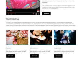 Rizwan996 tarafından Design a Website Mockup için no 5