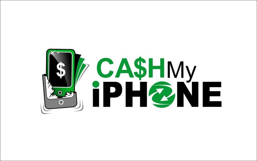 Kilpailutyö #135 kilpailussa Logo Design for iPhone Trade-in Website