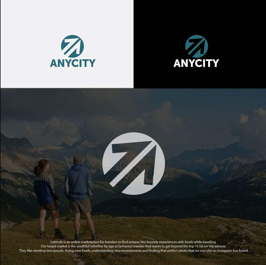 Entry #1013 by Logomaker007 for Design a catchy Logo for travel