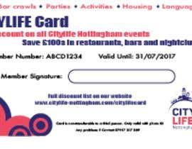 #20 for Design a membership card by rachaelwilks