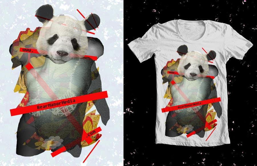 Proposition n°                                        100                                      du concours                                         T-shirt Design for BearManor Media