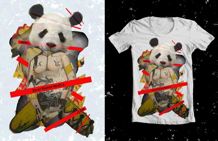 Konkurrenceindlæg #101 for T-shirt Design for BearManor Media