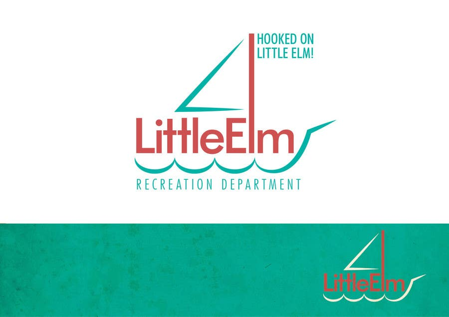 Penyertaan Peraduan #34 untuk Logo Design for Little Elm Recreation Department