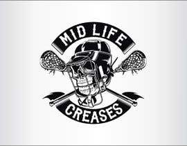 #132 para Motorcycle Gang/Harley Davidson style Logo for men's lacrosse team de joeljessvidalhe