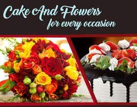 #29 para Cake and Bouquet Banner de rana63714