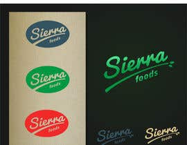 #164 for Logo Design for Sierra Foods af steamrocket