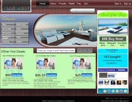 #54 cho Website Design for Blam Daddy Inc. bởi doublee07