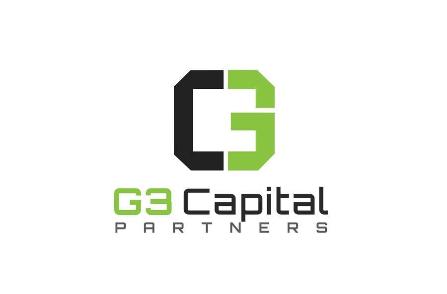#69 для Logo Design for G3 Capital Partners от soniadhariwal