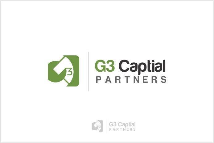 #127 для Logo Design for G3 Capital Partners от timedsgn