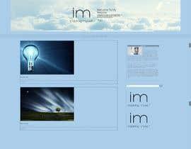 #10 para Looking for the new website of Inspiring Myself por Devgru02