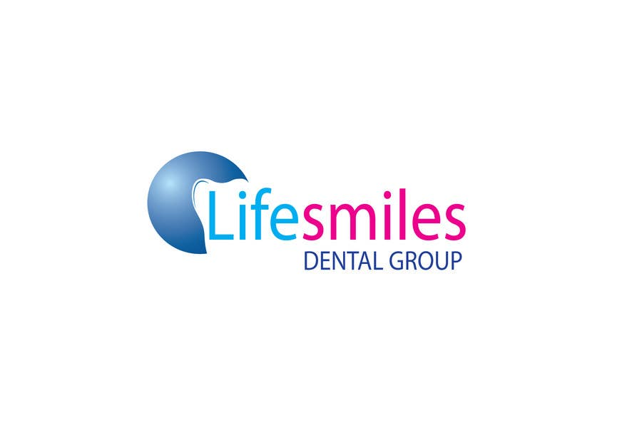 Penyertaan Peraduan #                                        51                                      untuk                                         Logo Design for LIFESMILES DENTAL