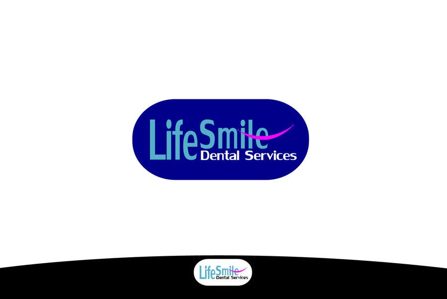 Konkurrenceindlæg #                                        26                                      for                                         Logo Design for LIFESMILES DENTAL
